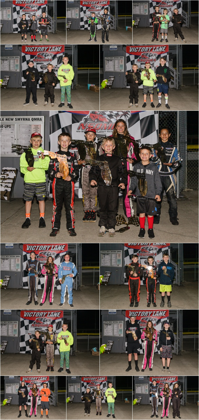 NSQMRA Podiums from 4/20/19